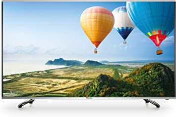 Hisense 55K390 - Televisor (139,7 cm (55), Full HD, 1920 x 1080 Pixeles, 1.4, Hotel, 1000 páginas) Plata: Amazon.es: Electrónica