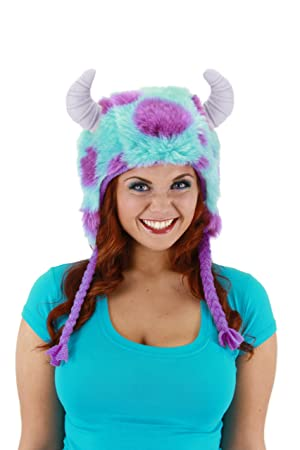 02921d3ccae Elope Inc. Elope Monster University Sulley Deluxe Hoodie One Size   Amazon.co.uk  Toys   Games
