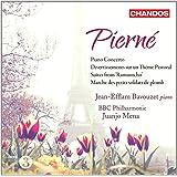 Pierne: Bavouzet (Piano Concerto In G Minor/ Ramuntcho/ )