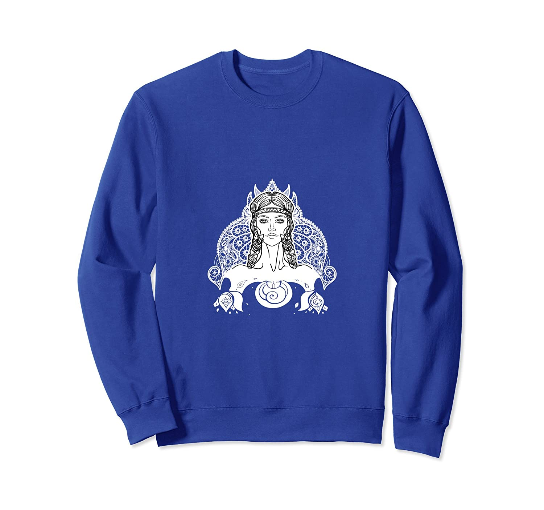 Beautiful Queen Princess Love Cute Funny Gift Sweatshirt-AZP