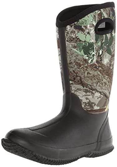 Men's Barnyard Camo Rain Shoe