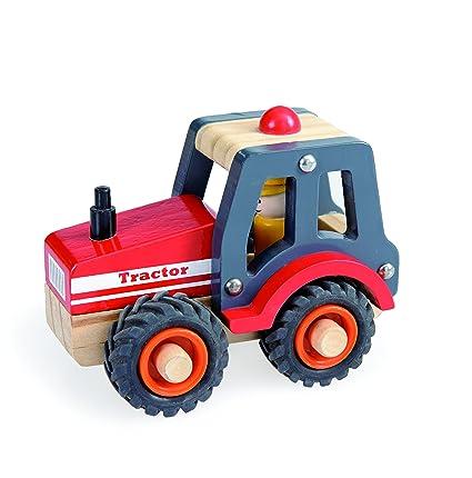 Fahrzeuge Traktor Bauernhof Holz