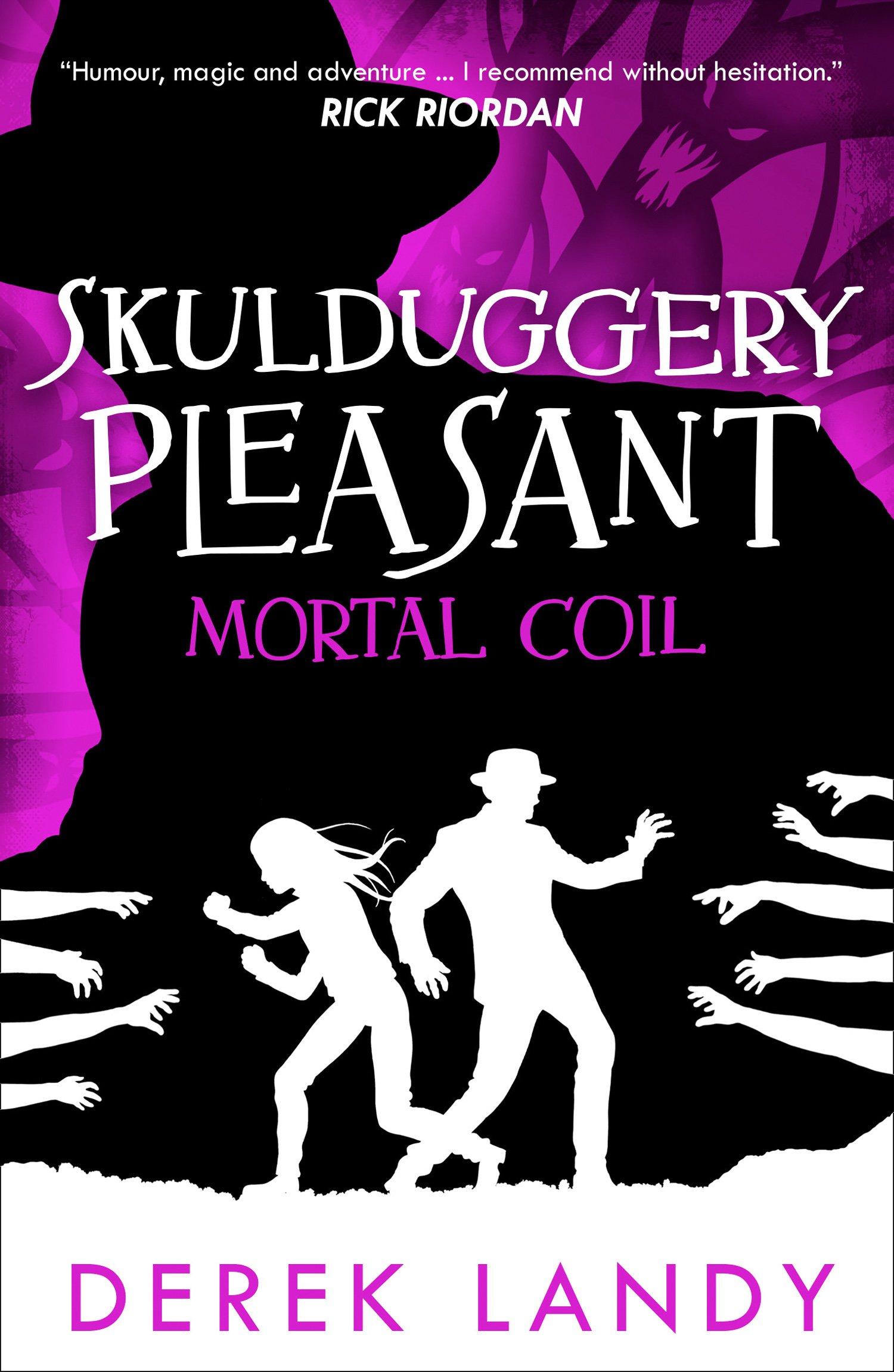 Mortal Coil (Skulduggery Pleasant, Book 5) pdf epub