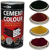 Truly PVC Supplies Bond-It inchiostro in polvere per cemento, 1 kg, Nero