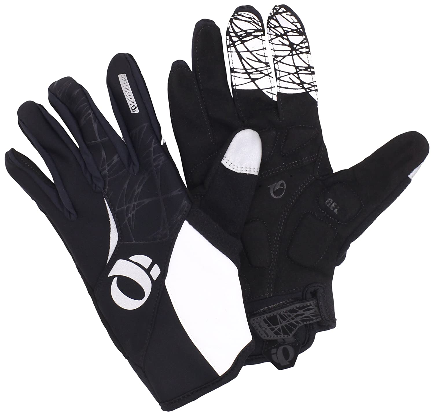 Pearl Izumi Women/'s Cyclone Gel Full Finger Cycling Gloves  Size Small ~ New ~