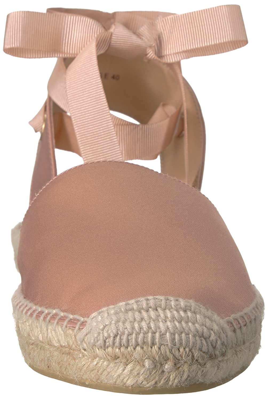 L.K. Bennett Women's Thomasina Ballet Flat B074JSSJBZ 39.5 Medium UK (9 US)|Pink-rose
