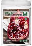 Pomegranate Peel Powder - Organic Punica Granatum, Half Pound