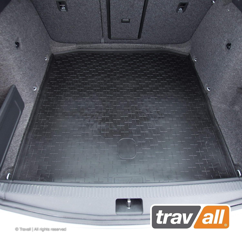 Travall Liner Kofferraumwanne Tbm1105 Maßgeschneiderte Gepäckraumeinlage Mit Anti Rutsch Beschichtung Auto