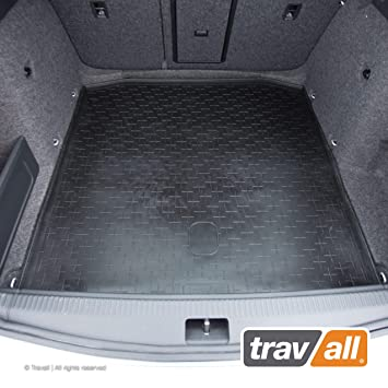 Travall Liner TBM1065 Vehicle-Specific Rubber Boot Mat Liner