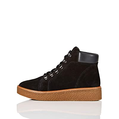 Amazon Brand - find. Gumsole Hiker, Women's Ankle boots: Shoes