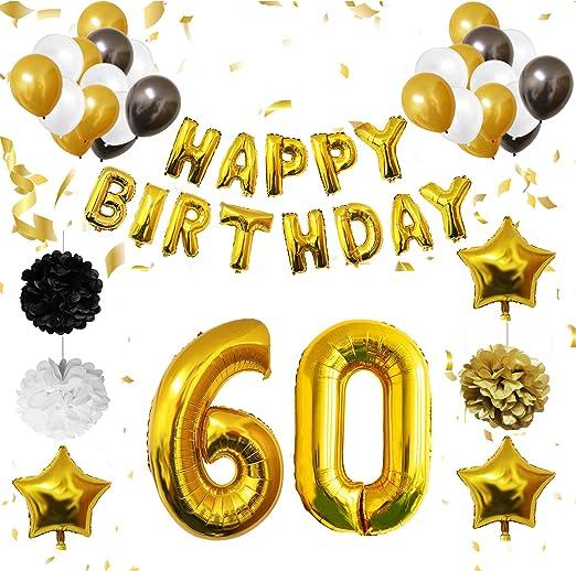 18 inch Black /& Gold Sparkling Fizz 21st Birthday Party Foil Balloon 45 cm