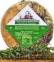 Queso de oveja al romero gourmet (español