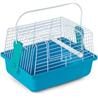 Prevue Pet Products Travel Cage for Birds and Small Animals, Blue