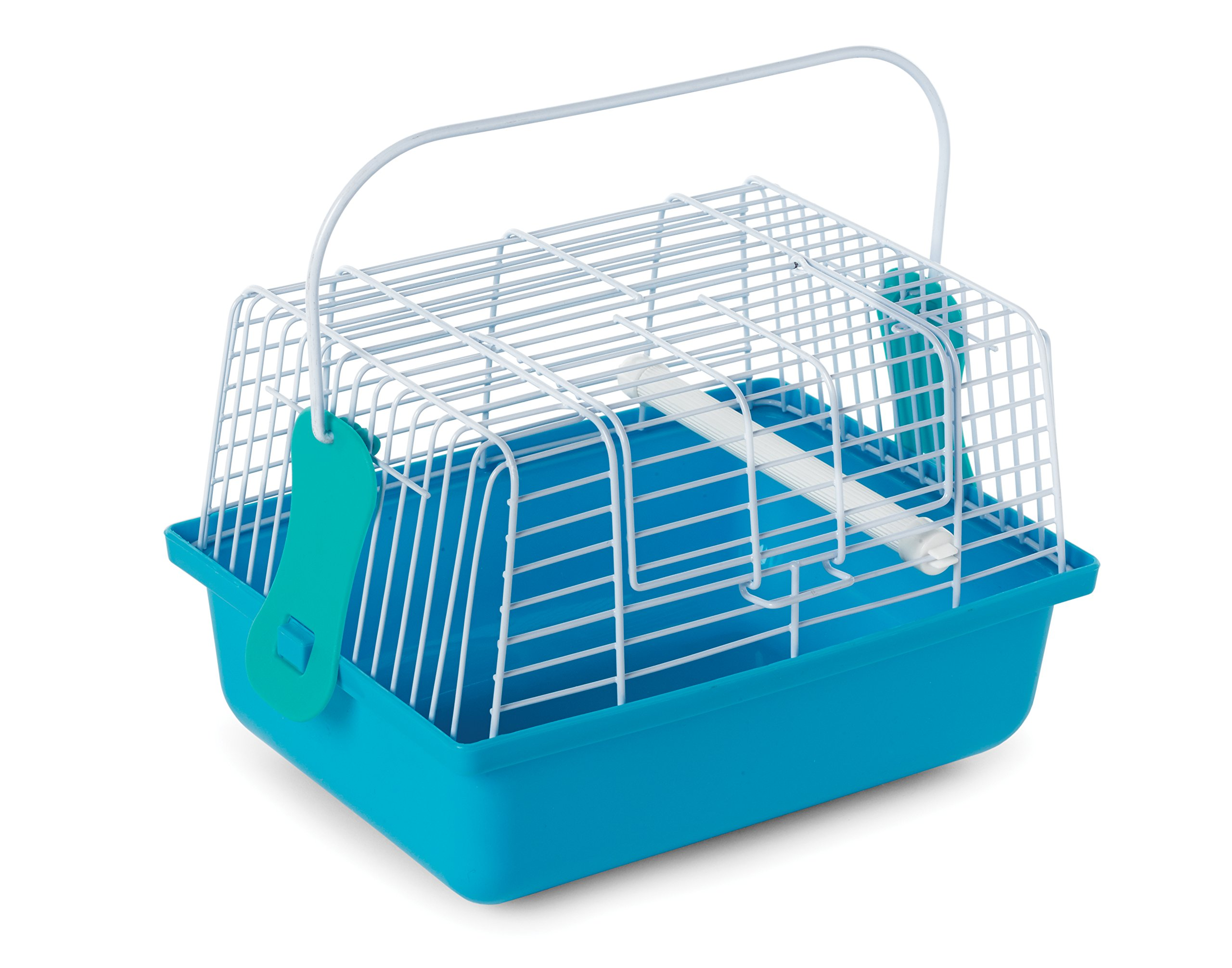 Prevue Pet Products Travel Cage for Birds and Small Animals, Blue by Prevue Pet Products