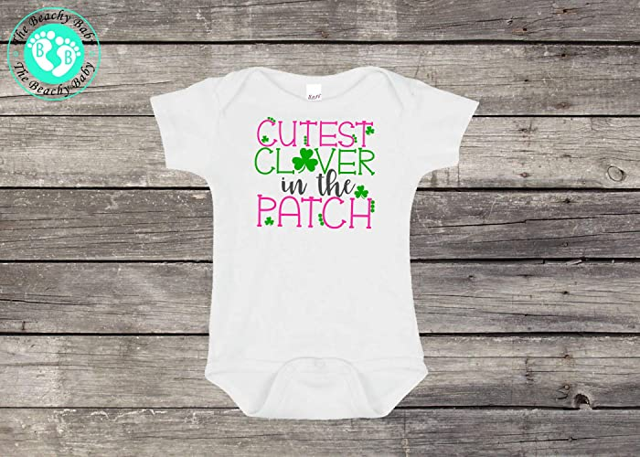 My First St Patrick/'s Day Baby Onesie *Free Shipping in Canada*
