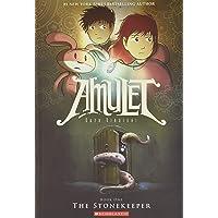 The Stonekeeper (Amulet 1): 01