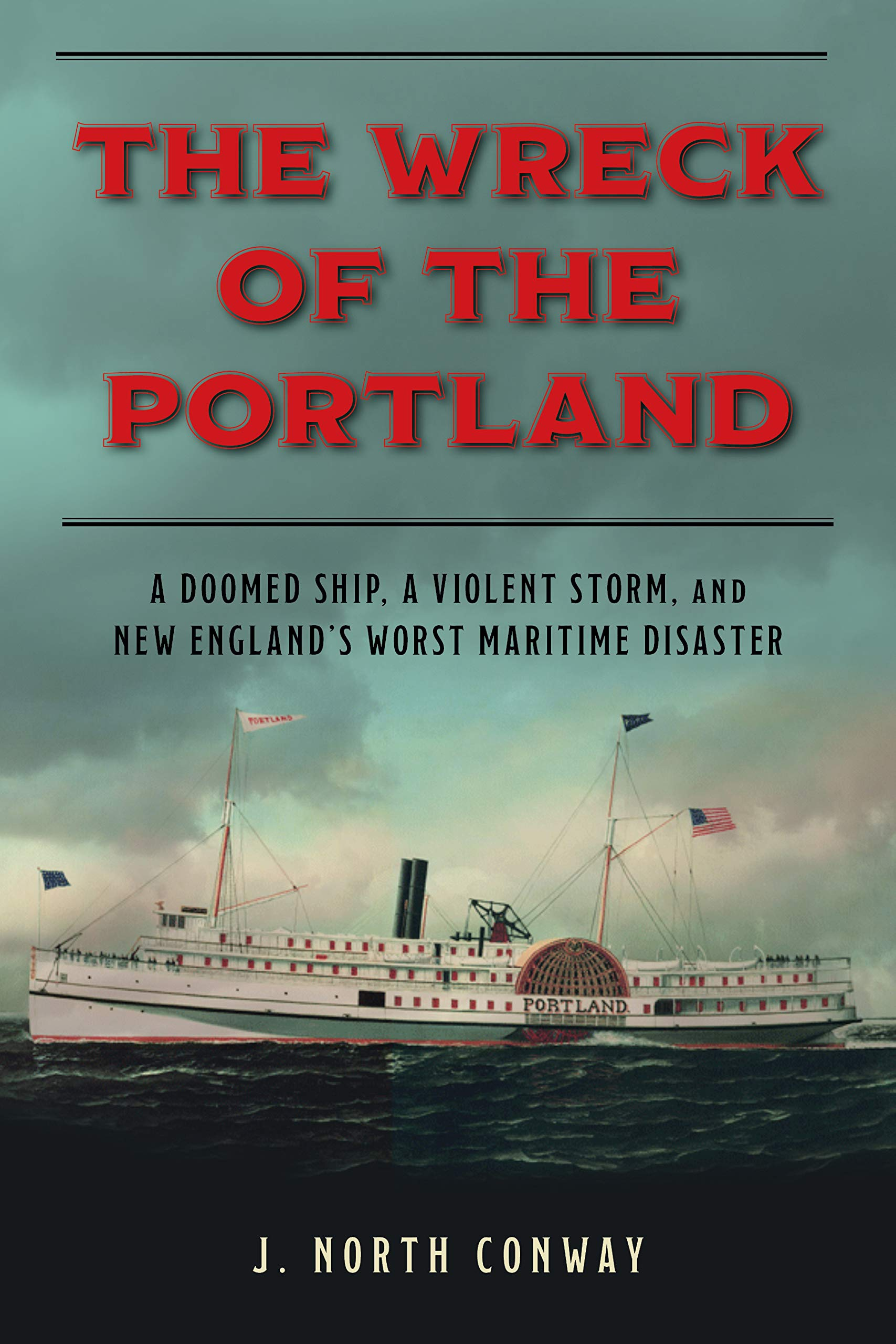 Christmas Boats Portland 2019.The Wreck Of The Portland A Doomed Ship A Violent Storm
