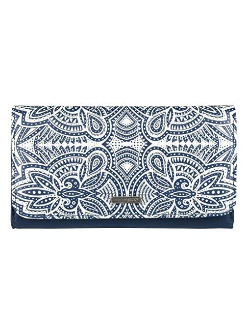 Roxy ERJAA03389 My Long Eyes J Wllt Monedero, 25 cm, Azul