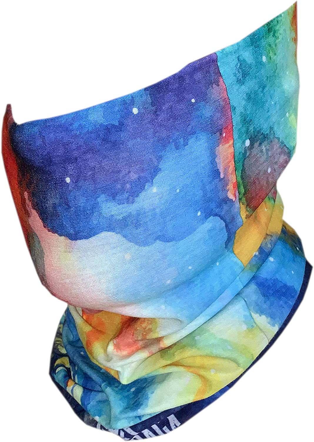 Snowboarding and Winter-Sports Face Mask Balaclava for Skiing Neck Gaiter Switchbak Designs 6 Pack