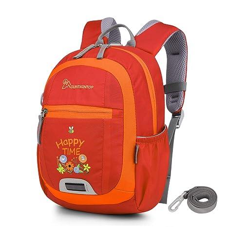 6dded5a4f47491 Mountaintop Zaino per bambini Zaino Kindergarten Sveglio Zaini per Infanzia Ragazze  Ragazzi