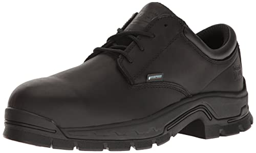 daa6fbb9c92 Timberland PRO Men's Stockdale Oxford Alloy Toe Waterproof Industrial and  Construction Shoe