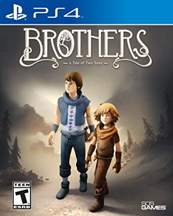 505 Games Brothers: A Tale of Two Sons PS 4 - Juego (PlayStation 4, Aventura, Starbreeze Studios, ENG, Básico, 505 Games): Amazon.es: Videojuegos