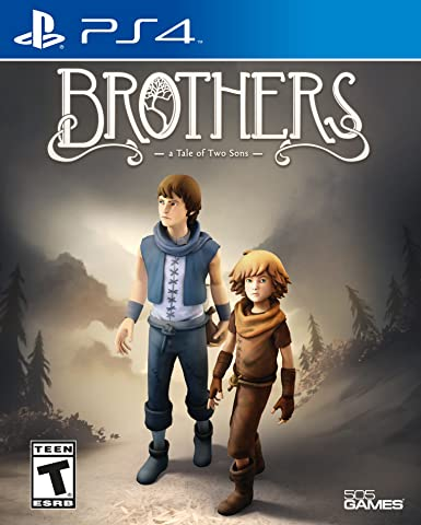 505 Games Brothers: A Tale of Two Sons PS 4 - Juego (PlayStation 4 ...