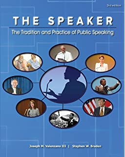 Amazon business essentials student value edition 10th the speaker the tradition and practice of public speaking fandeluxe Image collections