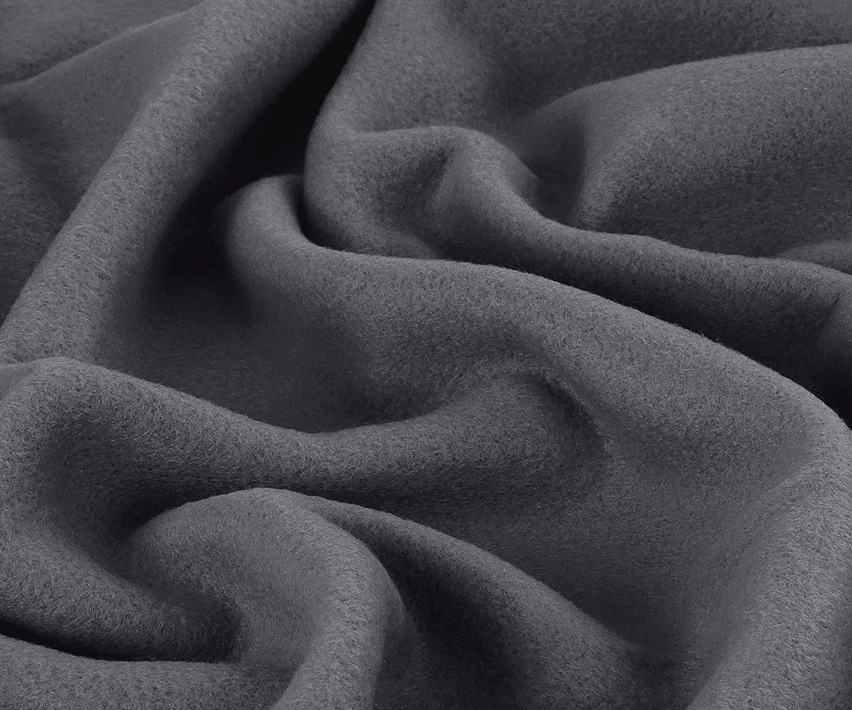 warmest blanket material