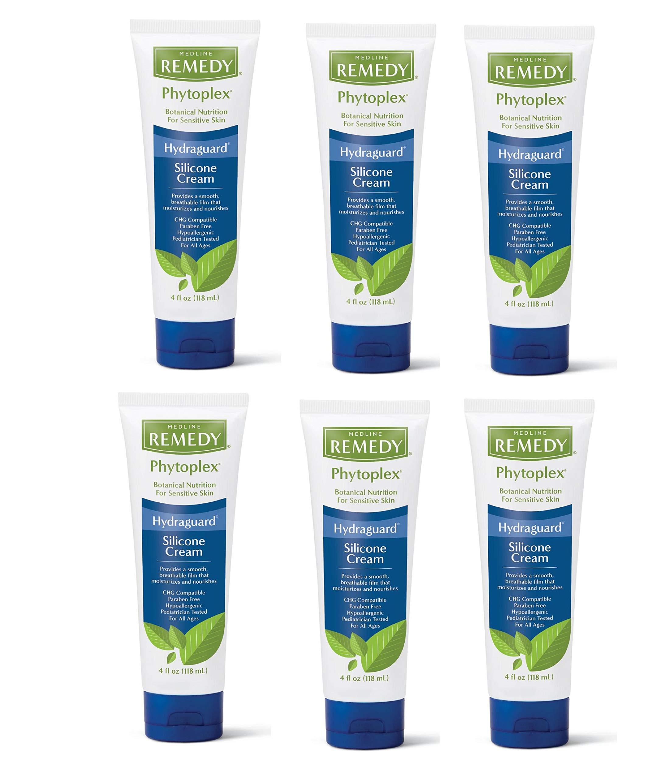 Medline Remedy Hydraguard Phytoplex Cream MSC092534 - 4 Ounce Tubes / 6 Packs