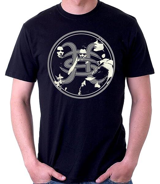 35mm - Camiseta Hombre - Heroes Del Silencio - Avalancha - T-Shirt  Amazon. es  Ropa y accesorios de006bbec6b
