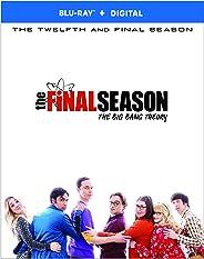 The Big Bang Theory: Season 12 (Blu-ray + Digital)