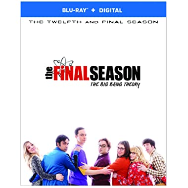 Big Bang Theory, The: S12 (BD)