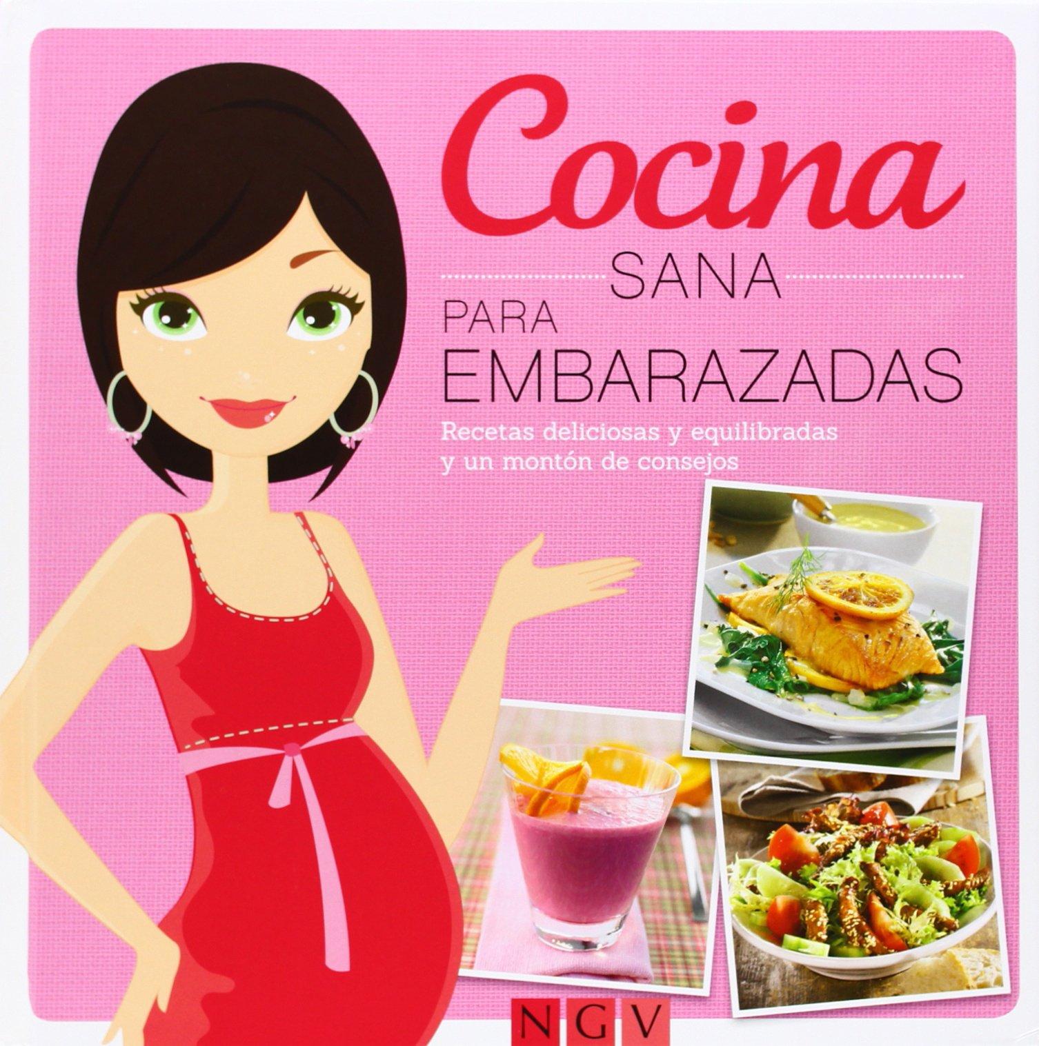 Cocina Sana Para Embarazadas: Amazon.es: Vv.Aa.: Libros