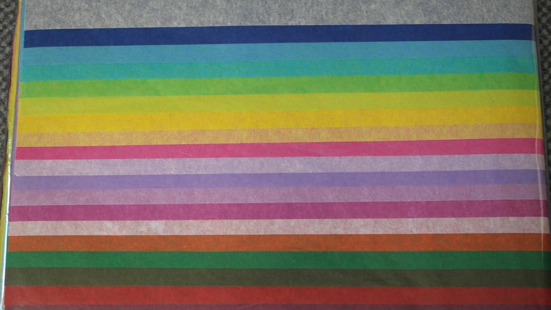 Seidenpapier Bastelpapier Einschlagpapier Farbmix 20 Farben je je je 1 Blatt B00IHZM4HC | Deutschland Frankfurt  | Viele Stile  | Shop  7c91bf