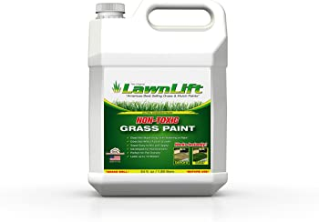 Lawnlift Grass and Mulch Paints