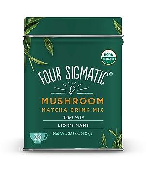 Four Sigmatic USDA Organic Matcha Tea