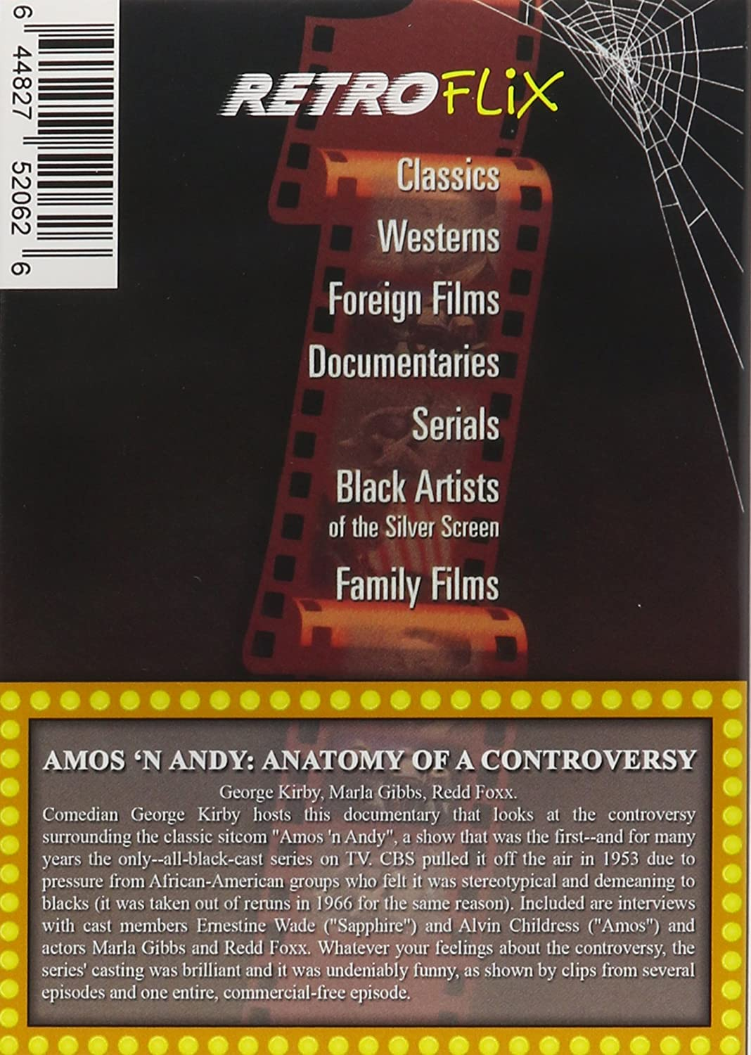 Amazon.com: Amos \'N Andy: Anatomy of a Controversy: George Kirby ...