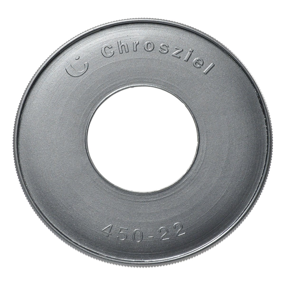 CHROSZIEL C-450-22 Flexi-Ring 110mm for Lenses of 50MM to 85MM Diameter, Use with 450-R21 Matte Box (Black)