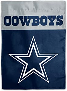 "Fremont Die NFL Unisex Home/Yard Flag 13"" x 18"" 2-Sided"