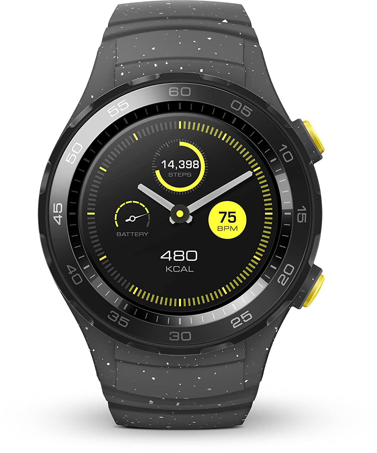 Huawei - Watch 2 Sport - Montre GPS sport connectée: Amazon.fr: High-tech