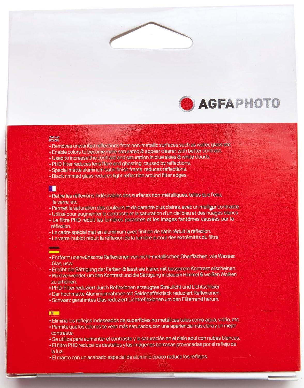 CPL Filter 52mm APCPF52 AGFA Digital Multi-Coated Circular Polarizing