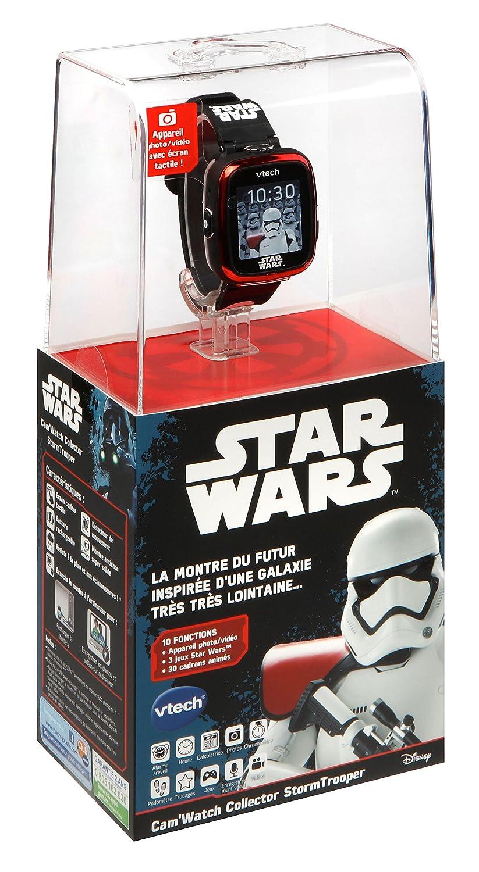 VTech Star Wars - Camwatch Collector Stormtrooper Noire - Electrónica para niños (5 año(s), Litio, 127 mm, 87 mm, 279 mm, 440 g)