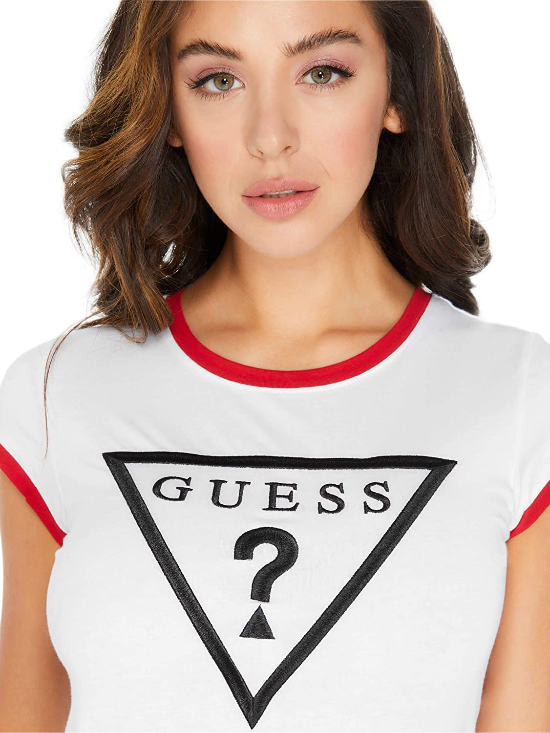 One para Mujer Guess Small Printed Foular Pa/ñuelo Multicolore