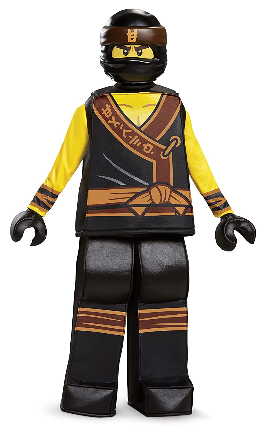Cole LEGO Ninjago Movie Prestige Costume