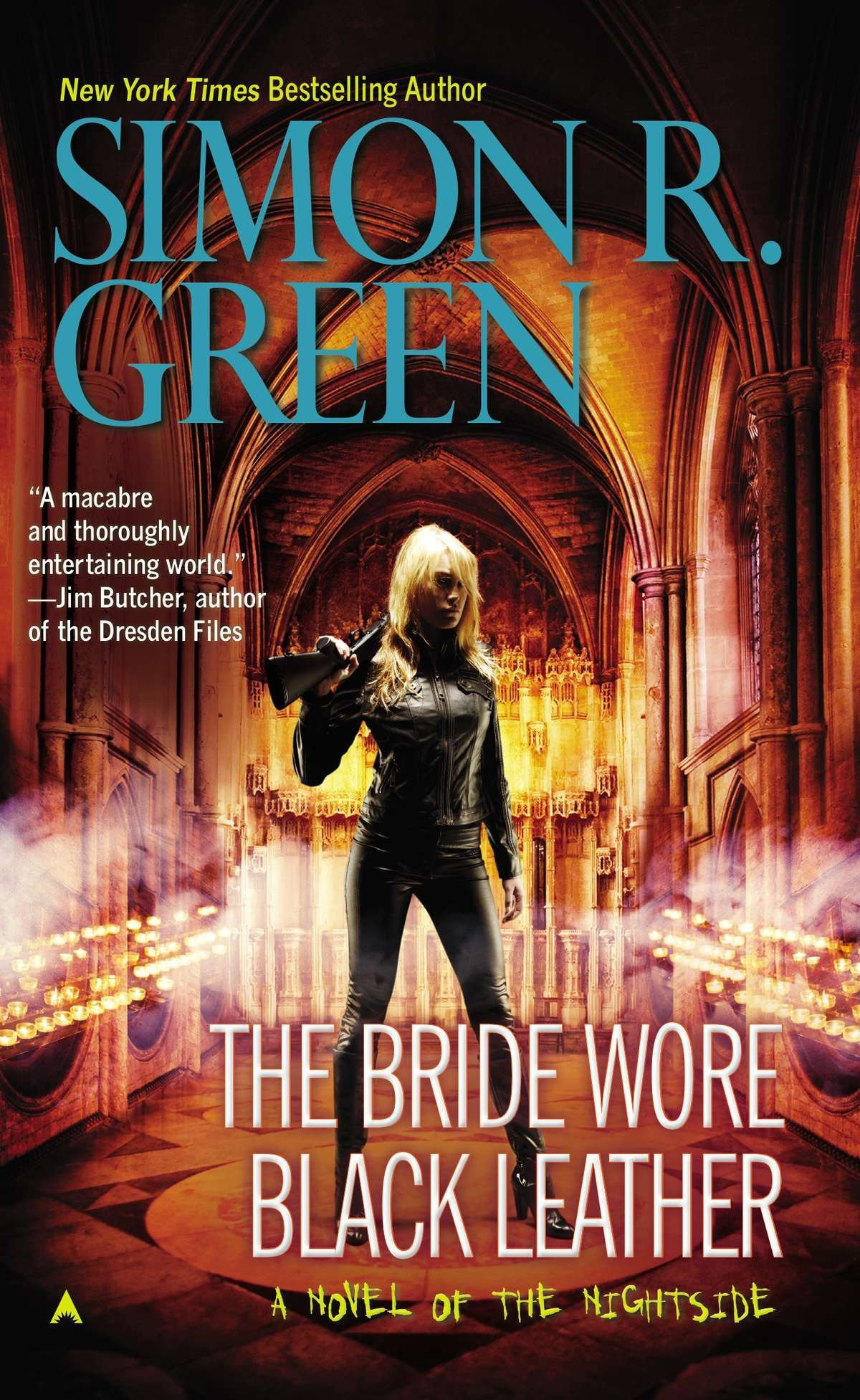 The Bride Wore Black Leather (A Nightside Book, Band 12)
