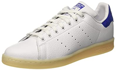 best website 14e7c 4876b Adidas Stan Smith, Smith, Smith, Baskets Basses Homme, Blanc Cassé FTWR  Blanc c60ce9
