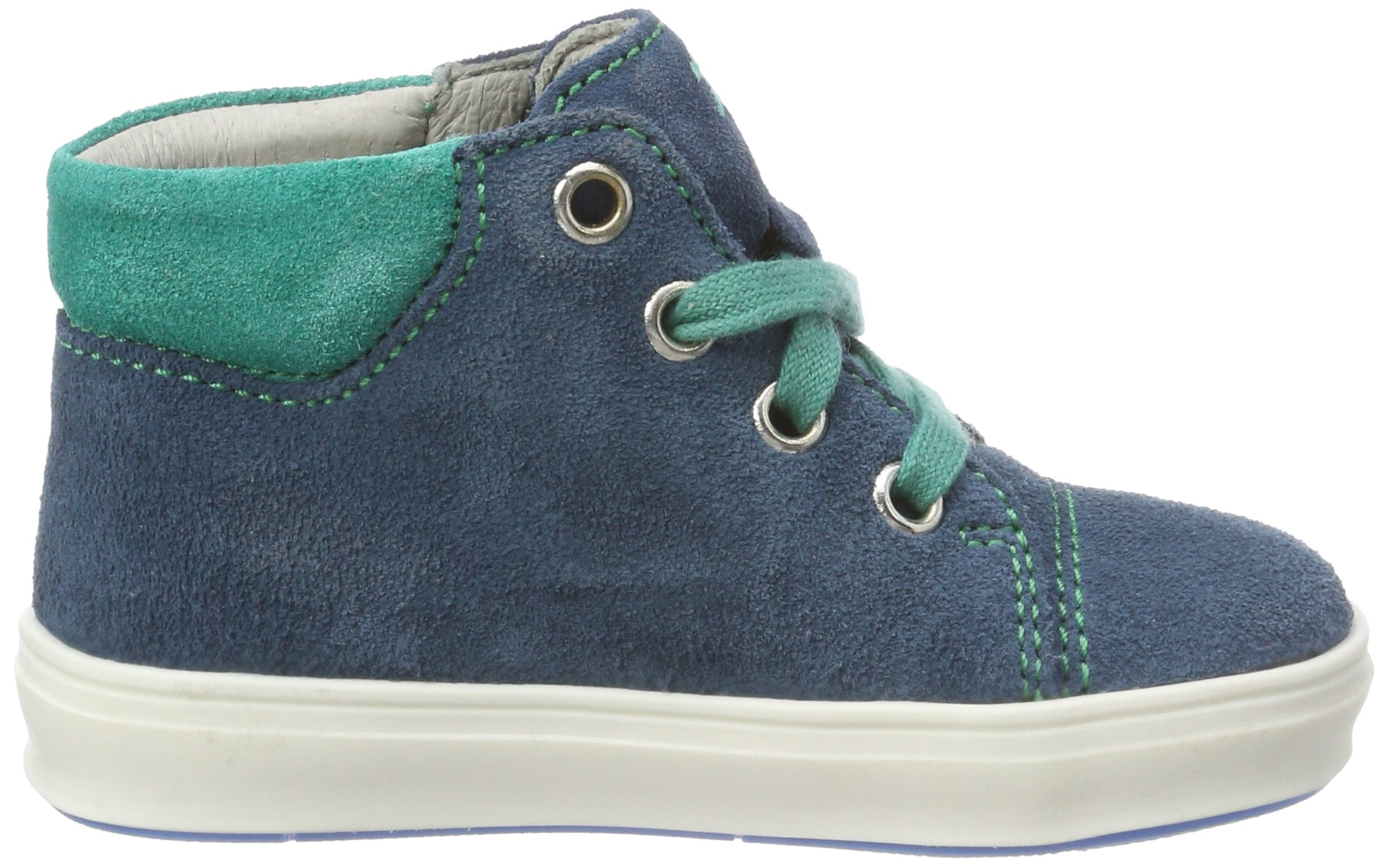 Richter Kinderschuhe Boys' Jimmy Derbys, Blue (Pacific/Menta 6701), 7.5 UK by Richter Kinderschuhe (Image #6)