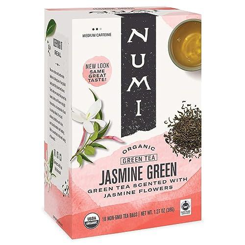 Numi Organic Tea Jasmine Green Tea