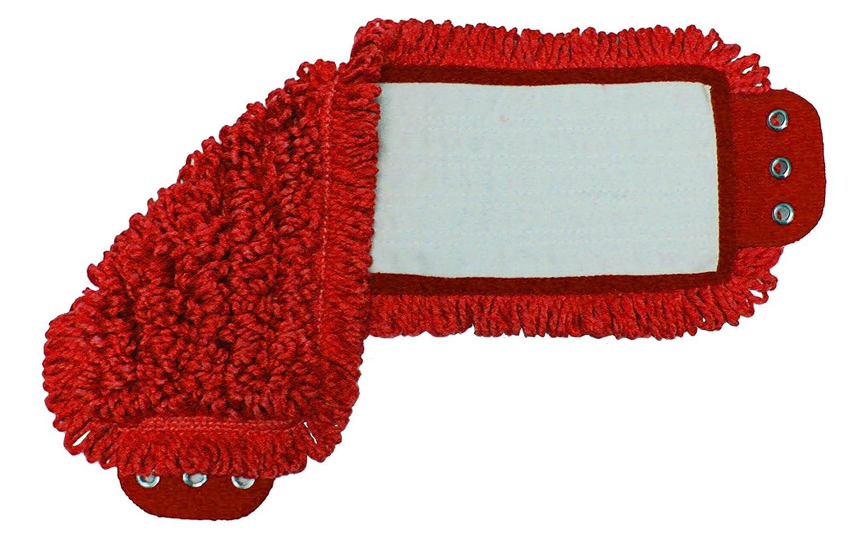 Golden Star AMM18TMR Microfiber Tab Mop Head Pack of 12